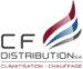 logo CF DISTRIBUTION