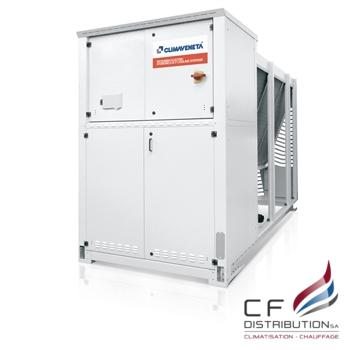 Image RC – CLIMAVENETA CONFORT GROUPE FROID CONDENSATION A AIR i-NX 0151P – 0502P