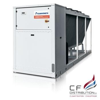 Image RC – CLIMAVENETA PROCESS GROUPE FROID CONDENSATION A AIR NX-Y 0152P – 0812P