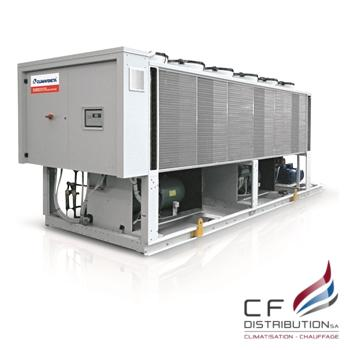 Image RC – CLIMAVENETA PROCESS GROUPE FROID REFOIDIT A AIR AVEC FREECOOLING FX-FC-G05-Y 1502 – 6002