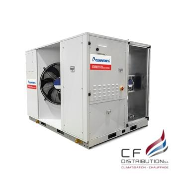 Image RC – CLIMAVENETA PROCESS UNITE DE TOITURE GAINABLE REVERSIBLE AIR/EAU WSM2-Y 0052 – 0092