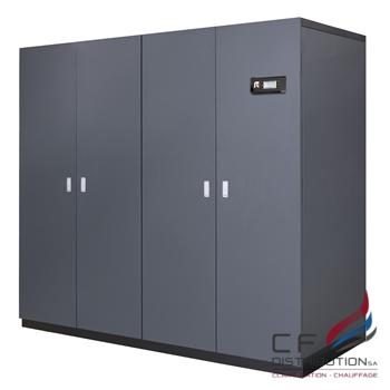 Image RC IT REFROIDISSEMENT ARMOIRE DE CLIMATISATION A DETENTE DIRECTE CONDENSATION A AIR (TYPE SPLIT) t-NEXT DX 007 P1 S – 146 P4 D