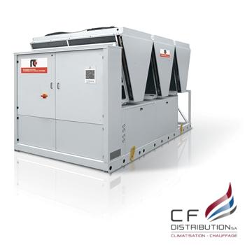 Image RC IT REFROIDISSEMENT GROUPE FROID REFOIDIT A AIR AVEC FREECOOLING NR-FC-Z 0384 – 0926