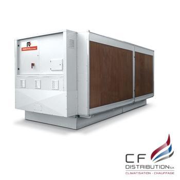 Image RC IT REFROIDISSEMENT GROUPE FROID REFROIDIT A AIR AVEC FREECOOLING EVAPORATIVE FR-EFC-Z 1502 – 6002