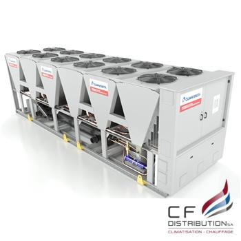 Image RC – CLIMAVENETA PROCESS GROUPE FROID CONDENSATION A AIR i-FX-G01-Y 2202 – 7223