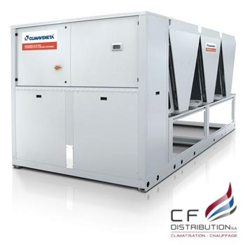 Image RC – CLIMAVENETA PROCESS GROUPE FROID CONDENSATION A AIR NX-Y 0614T – 1214T